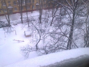 Весна в Москве 005