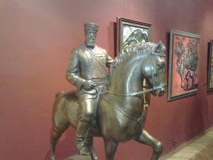 В музее Церетели Зураба 016