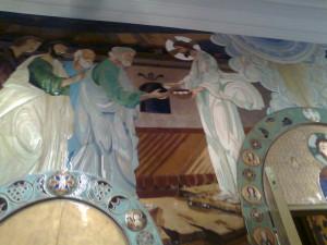 В музее Церетели Зураба 020