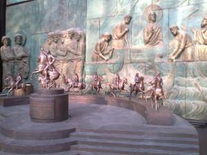В музее Церетели Зураба 032