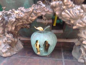 В музее Церетели Зураба 033