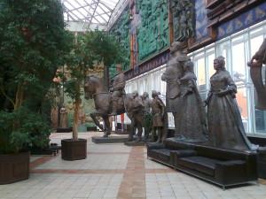 В музее Церетели Зураба 039