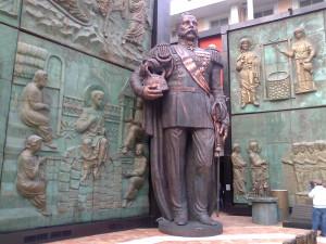 В музее Церетели Зураба 043