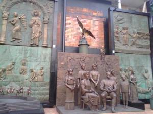 В музее Церетели Зураба 044